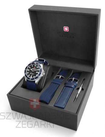 Zegarek Swiss Military Hanowa 06-8279.04.007.03SET