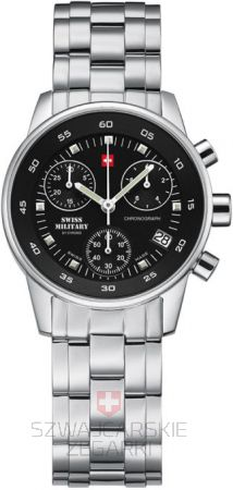 Zegarek Swiss Military Chrono SM34013.01