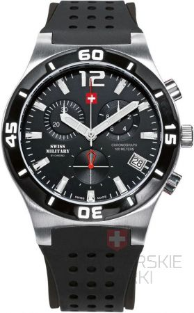 Zegarek Swiss Military Chrono SM34015.05