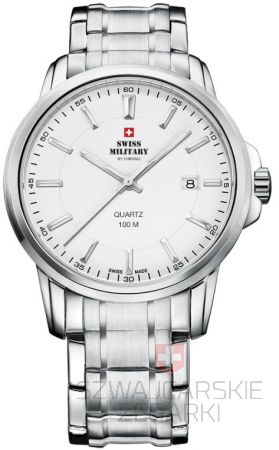 Zegarek Swiss Military Chrono SM34039.02