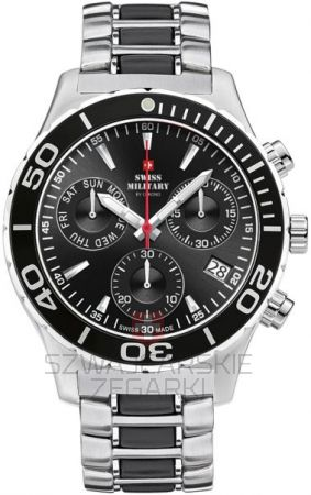 Zegarek Swiss Military Chrono SM34048.05