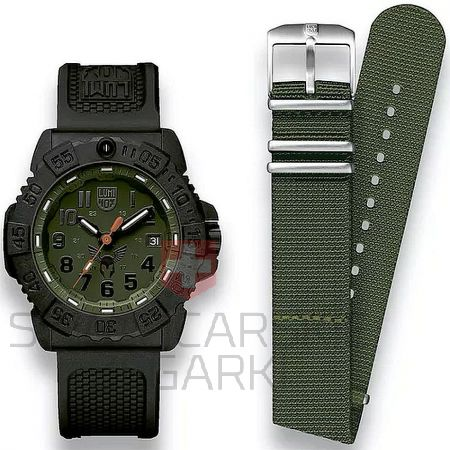 Zegarek Luminox XS.3501.BO.TV.SET
